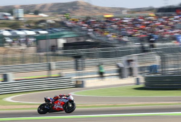 2017 MotoGP Championship - Round 14 Aragon, Spain. Saturday 1 January 2000 Scott Redding, Pramac Racing World Copyright: Gold and Goose / LAT Images ref: Digital Image 694234