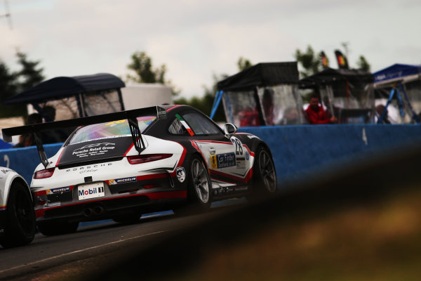 2017 Porsche Carrera Cup, Knockhill, 12th-13th August 2017, Charlie Eastwood (GBR) Redline Racing Porsche Carrera Cup World copyright. JEP/LAT Images