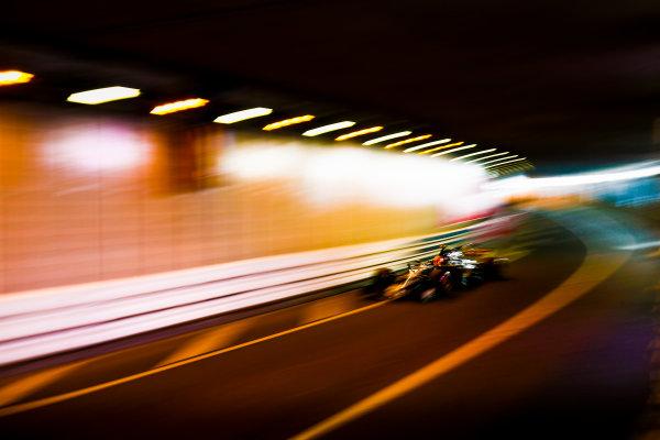 Monte Carlo, Monaco. Thursday 25 May 2017. Valtteri Bottas, Mercedes F1 W08 EQ Power+.  World Copyright: Andy Hone/LAT Images ref: Digital Image _ONY8235