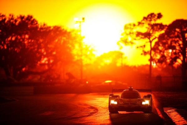 2017 IMSA WeatherTech SportsCar Championship Mobil 1 Twelve Hours of Sebring Sebring International Raceway, Sebring, FL USA Saturday 18 March 2017 5, Cadillac DPi, P, Joao Barbosa, Christian Fittipaldi, Filipe Albuquerque World Copyright: Michael L. Levitt/LAT Images ref: Digital Image levitt_seb_0317-30234