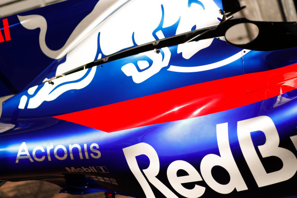 Monte Carlo, Monaco. Wednesday 24 May 2017. Toro Rosso body work. World Copyright: Sam Bloxham/LAT Images ref: Digital Image _W6I9819