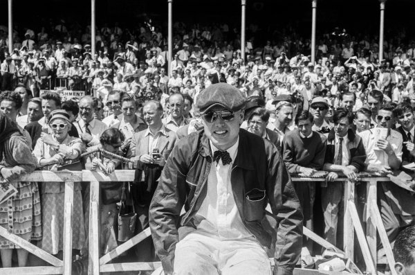 60 years since Hawthorn's World Championship success in Morocco