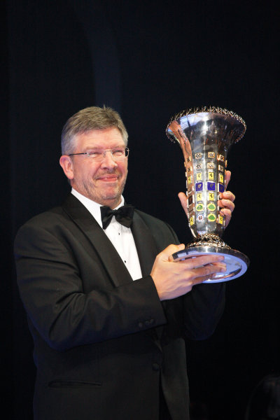 Monaco, 11th December 2009.FIA Formula One World Championship - Ross Brawn, Brawn GPCopyright Free for Editorial Use Only, Credit FIAref: Digital Image Only