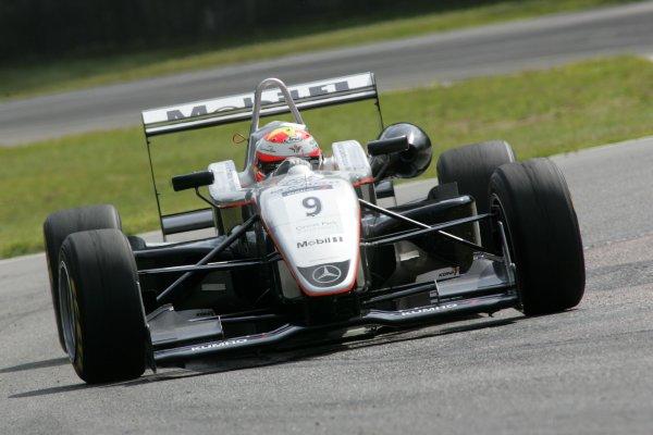 2007 Zandvoort Masters of Formula Three.Zolder, Belgium. 4th and 5th August 2007.Cheng Cong Fu (CHN) Manor Motorsport Dallara MercedesWorld Copyright: Hoyer/Ebrey/LAT Photographic