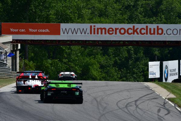 22-23 July, 2016, Lakeville, Connecticut USA 16, Lamborghini, Huracan GT3, GTD, Spencer Pumpelly, Corey Lewis ?2016, Richard Dole LAT Photo USA