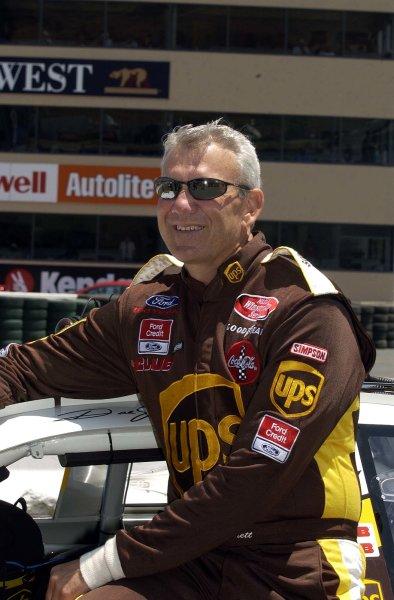 2003 NASCAR-Infinion Raceway,Sonoma Ca. USA- Dale Jarrett,World Copyright -RobertLeSieur ,June,2003LAT Photographic-ref: digital image