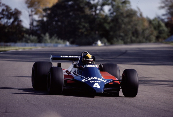 1980 United States Grand Prix East.