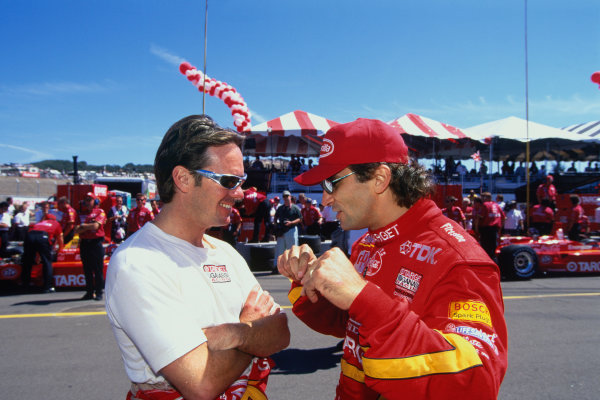 Laguna Seca, California, USA. 7th September 1997.