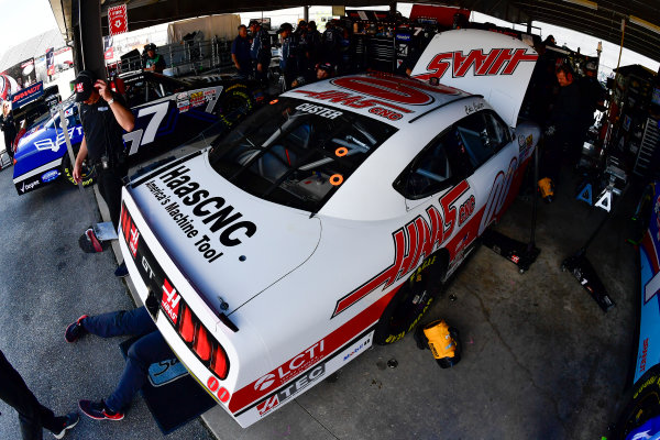 NASCAR XFINITY Series Use Your Melon Drive Sober 200 Dover International Speedway, Dover, DE USA Friday 29 September 2017 Cole Custer, Haas Automation Ford Mustang World Copyright: Logan Whitton LAT Images
