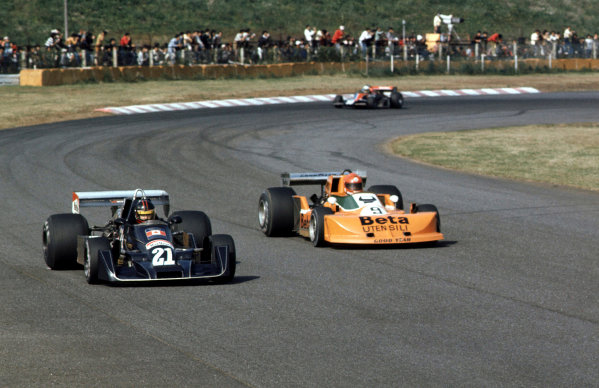 Fuji, Shizuoka, Japan. 22 - 24 October 1976.