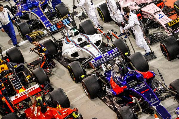 Round 3 - Bahrain Grand Prix