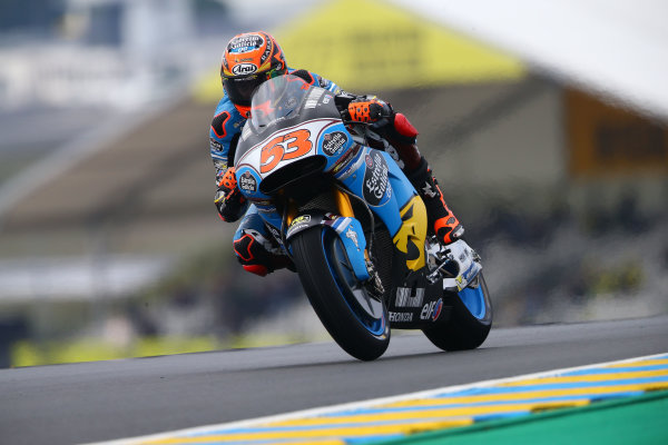 2017 MotoGP Championship - Round 5 Le Mans, France Friday 19 May 2017 Tito Rabat, Estrella Galicia 0,0 Marc VDS World Copyright: Gold & Goose Photography/LAT Images ref: Digital Image 670427