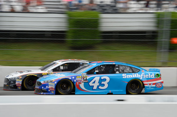 29-31 July, 2016, Long Pond, Pennsylvania USA Landon Cassill, Aric Almirola ?2016, John Harrelson / LAT Photo USA