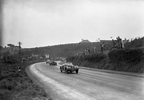 1936 Tourist Trophy.