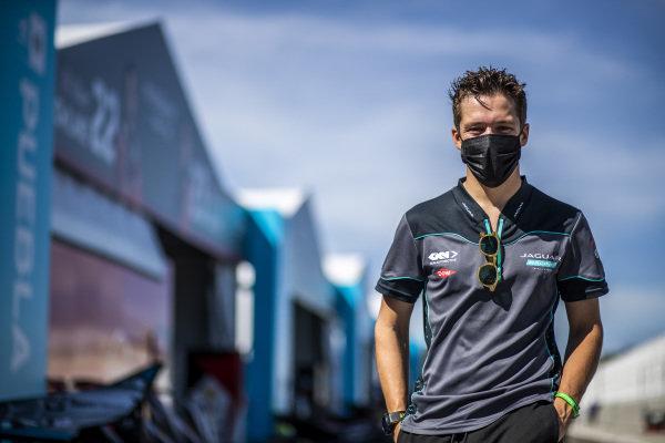 Sacha Fenestraz (FRA), Jaguar Racing