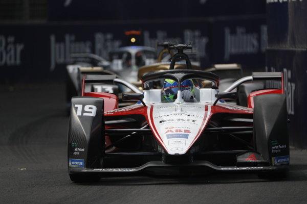 Felipe Massa (BRA), Venturi, EQ Silver Arrow 01 and Antonio Felix da Costa (PRT), DS Techeetah, DS E-Tense FE20