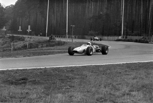 Derek Bell, Brabham BT23C Cosworth.