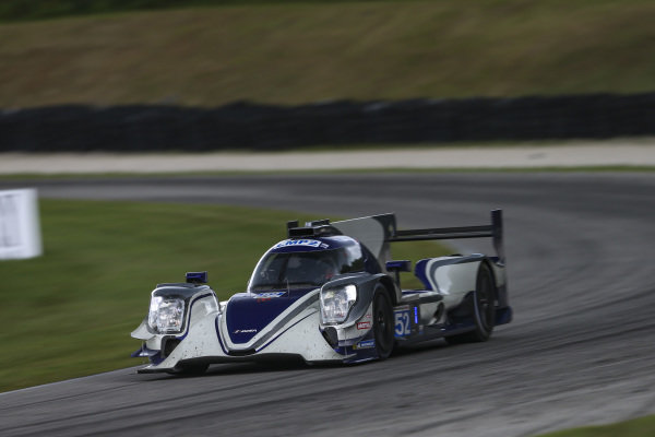 #52 PR1 Mathiasen Motorsports ORECA LMP2 07, LMP2: Patrick Kelly, Simon Trummer
