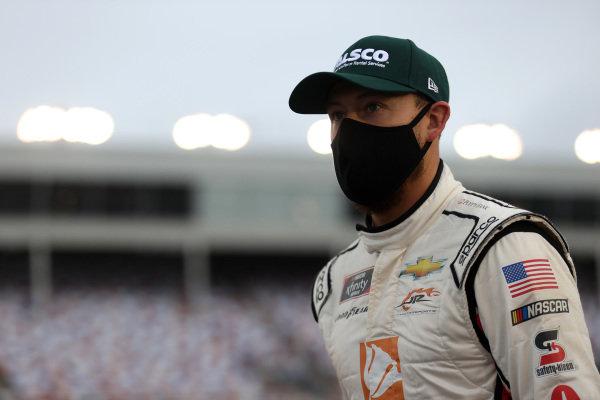 Daniel Hemric, JR Motorsports Chevrolet Alsco Uniforms, Copyright: Chris Graythen/Getty Images.