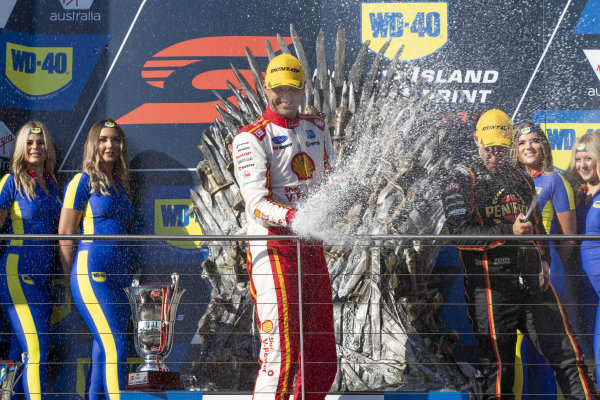 Fabian Coulthard, DJR Team Penske Ford