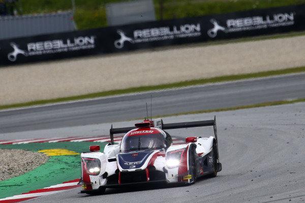 #22 Philip Hanson / Felipe Albuquerque UNITED AUTOSPORTS D Ligier JSP217 - Gibson