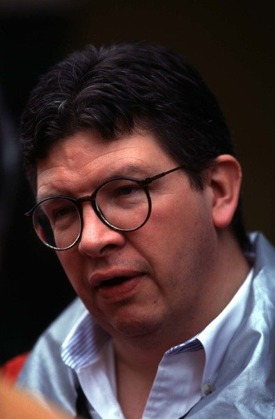 1998 Argentinian Grand Prix.Buenos Aires, Argentina.10-12 April 1998.Ferrari's Technical Director Ross Brawn.World Copyright - Elford/LAT Photographic