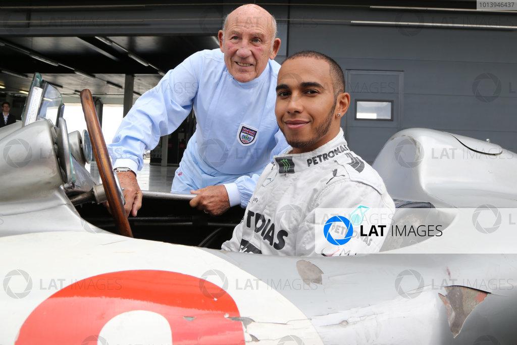 British GP Preview Photo Call