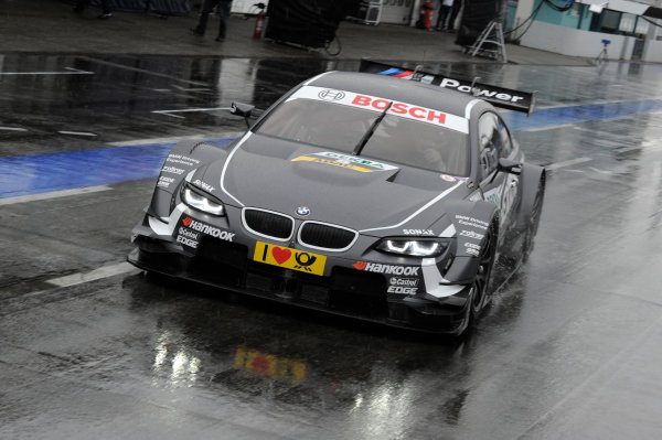 Hockenheim, Germany 9th April 2013 Joey Hand (USA); BMW Team RBM; BMW M3 DTM World Copyright: xpb Images/LAT Photographic ref: Digital Image 2579037_HiRes
