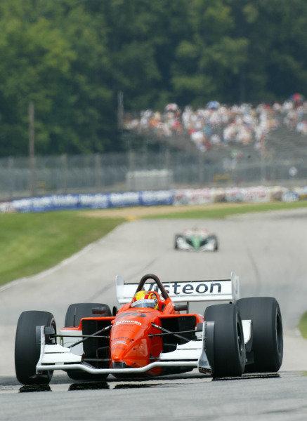 2003 ChampCar (Champ Car) Mid Ohio, Aug 9 - 11 Lexington, Ohio, USAOriol Servia- Michael Kim, USA LAT Photography