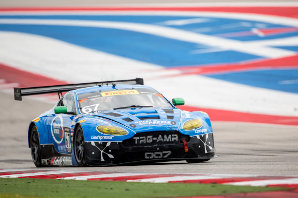 4-6 March, 2016, Austin, Texas USA #67 Aston Martin, Duncan Ende ?2016, Brian Cleary LAT Photo USA