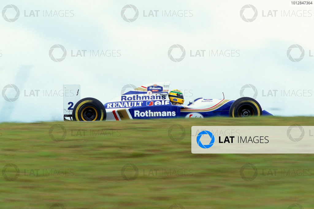 1994 Brazilian Grand Prix.