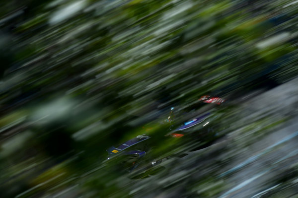 Hungaroring, Budapest, Hungary.  Sunday 30 July 2017. Jose Maria Lopez (ARG), DS Virgin Racing, Spark-Citroen, Virgin DSV-02. World Copyright: Patrik Lundin/LAT Images  ref: Digital Image PL2_1049 copy
