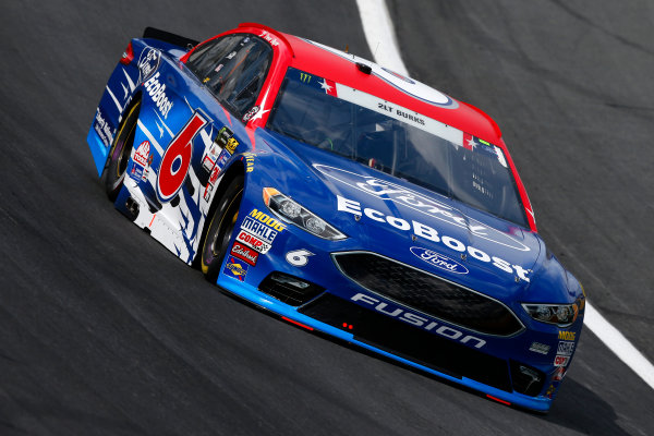 Monster Energy NASCAR Cup Series Coca-Cola 600 Charlotte Motor Speedway, Concord, NC USA Thursday 25 May 2017 Trevor Bayne, Roush Fenway Racing, Ford EcoBoost Ford Fusion World Copyright: Lesley Ann Miller LAT Images