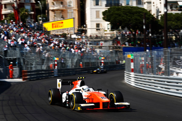 2017 FIA Formula 2 Round 3. Monte Carlo, Monaco. Saturday 27 May 2017. Jordan King (GBR, MP Motorsport)  Photo: Zak Mauger/FIA Formula 2. ref: Digital Image _X4I9577