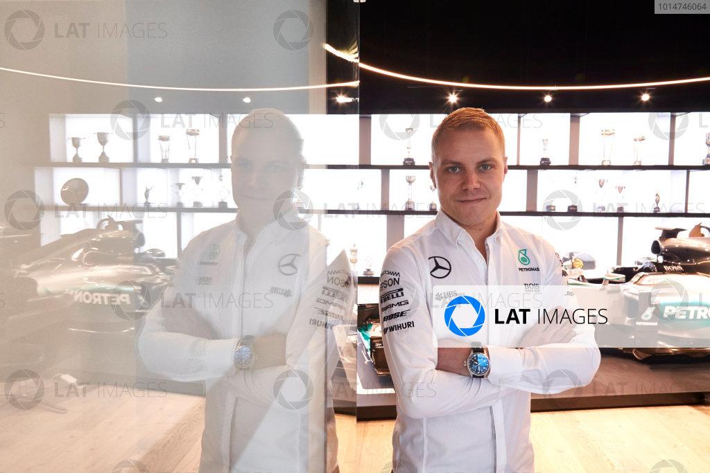 Mercedes F1 Driver Announcement