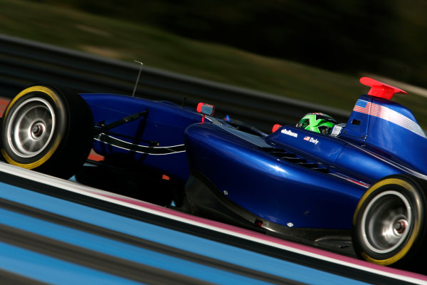 Paul Ricard, France. Friday 4th March 2011. Conor Daly, (USA, Carlin). Action. World Copyright: Drew Gibson/GP3 Media Service.ref: Digital Image _Y2Z4424
