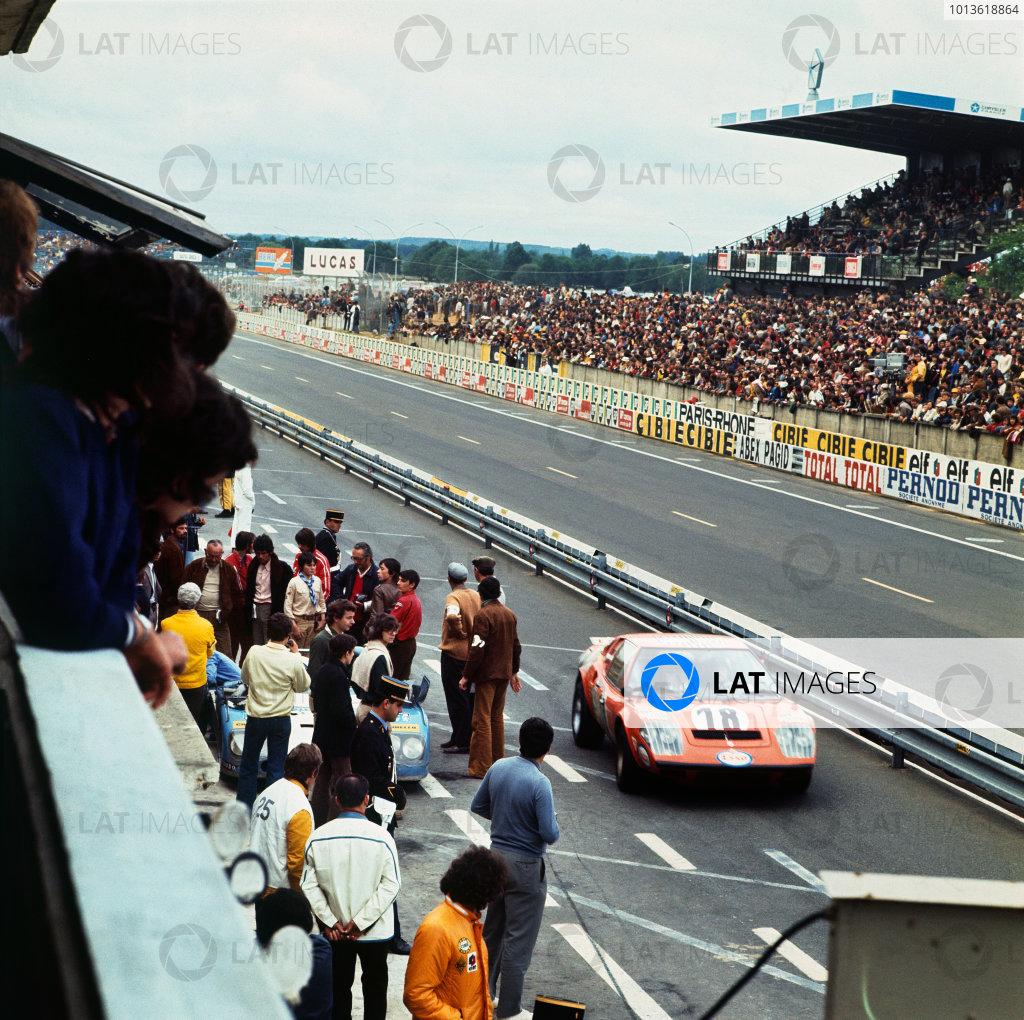 1973 Le Mans 24 hours.