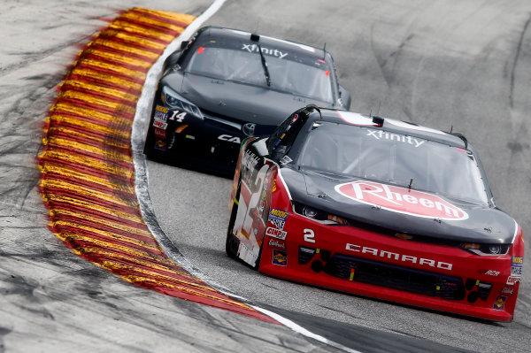 NASCAR XFINITY Series Johnsonville 180 Road America, Elkhart Lake, WI USA Sunday 27 August 2017 Ben Kennedy, Rheem Chevrolet Camaro World Copyright: Brett Moist LAT Images