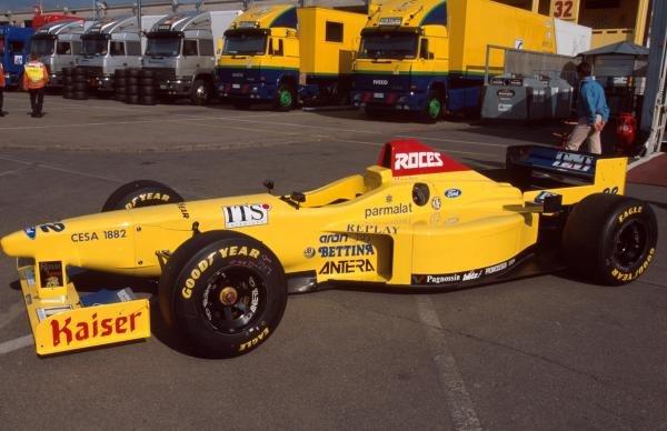 The 1996 Forti Corse European Grand Prix, Nurburgring, 28th April 1996