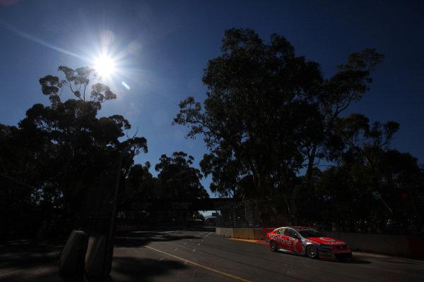 Craig Lowndes (AUS)  Australian V8 Supercars, Rd2, Clipsal 500, Adelaide, Australia, 19-20 March 2011.