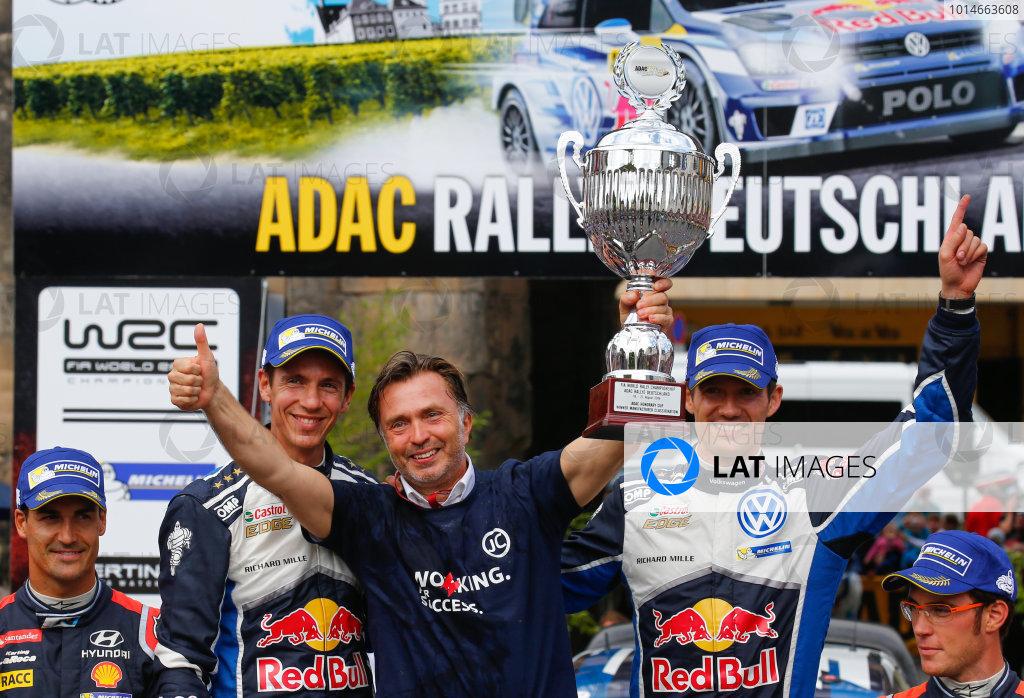 Round 9 - Rallye Deutschland