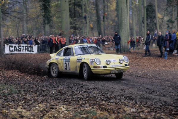 Ronnie McCartney / Tony McMahon, Porsche.
