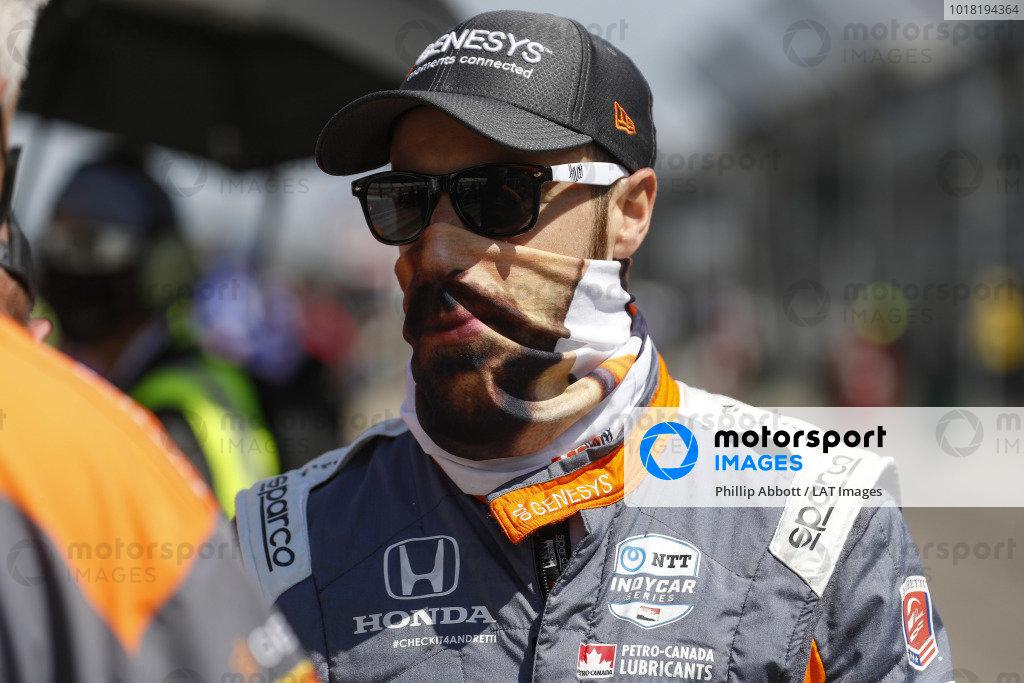 #29: James Hinchcliffe, Andretti Autosport Honda