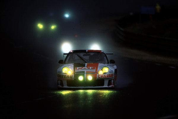 2001 Le Mans 24 Hours Le Mans, France. 16th - 17th June 2001 World Copyright - LAT Photographic ref: 01LM10.