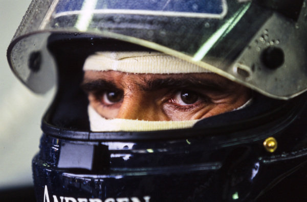 Damon Hill.