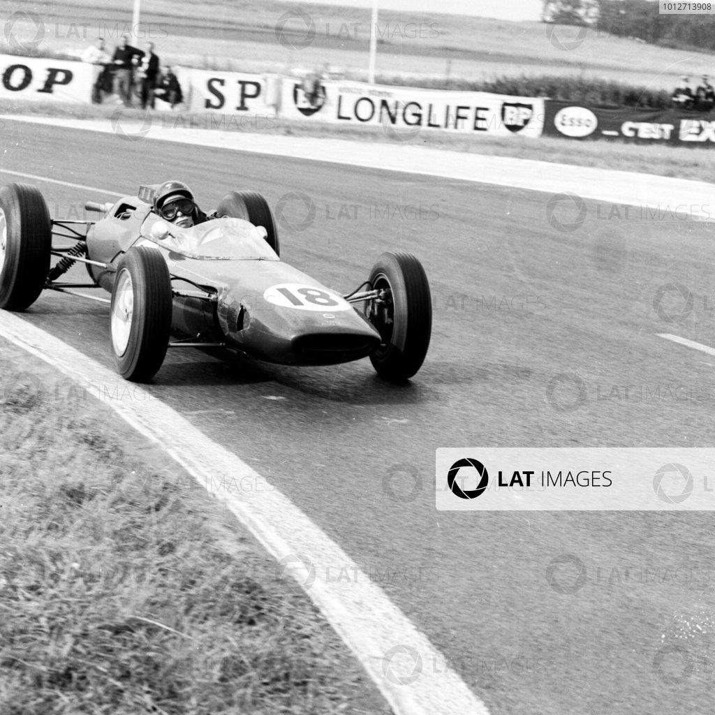 1963 French Grand Prix.