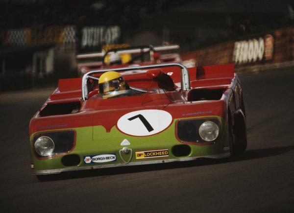 Nanni Galli / Helmut Marko, AutoDelta SpA, Alfa Romeo T33/TT/3.