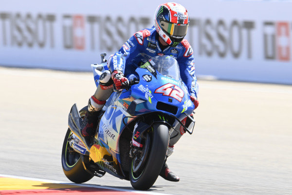 Alex Rins, Aragon MotoGP, 10 September 2021