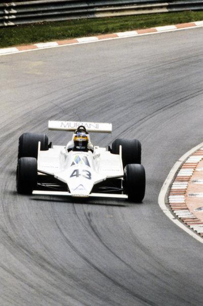 Desiré Wilson, Williams FW07 Ford.