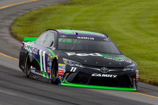 3-5 June, 2016, Long Pond, Pennsylvania USA Denny Hamlin, FedEx Ground Toyota Camry ?2016, Russell LaBounty LAT Photo USA